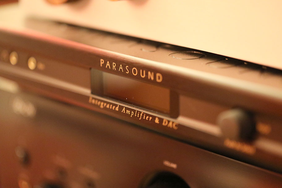 Parasound DAC | The Master Switch