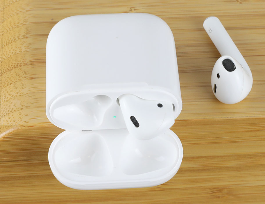 The Apple Airpods have solid battery life | The Master Switch