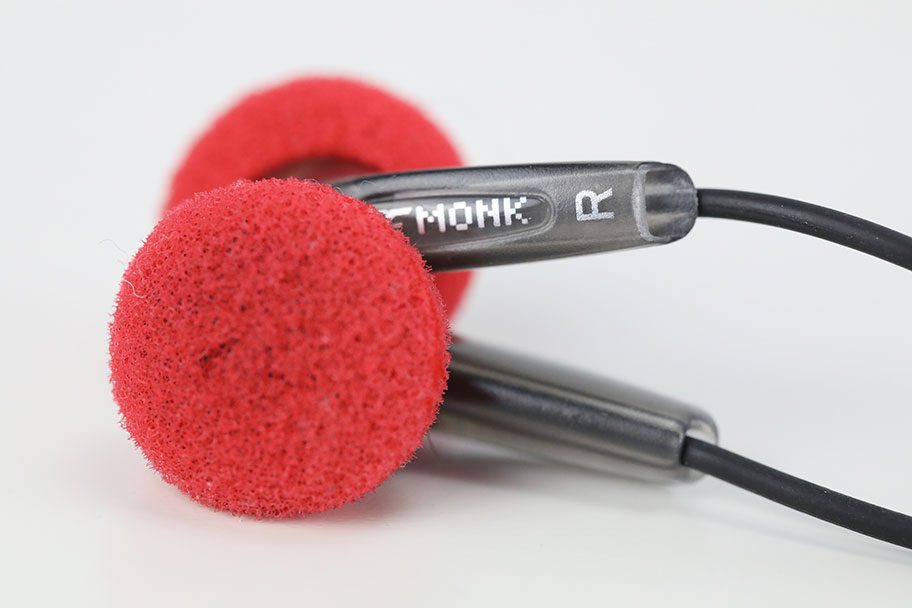 VE-Monk-Plus earbuds | The Master Switch