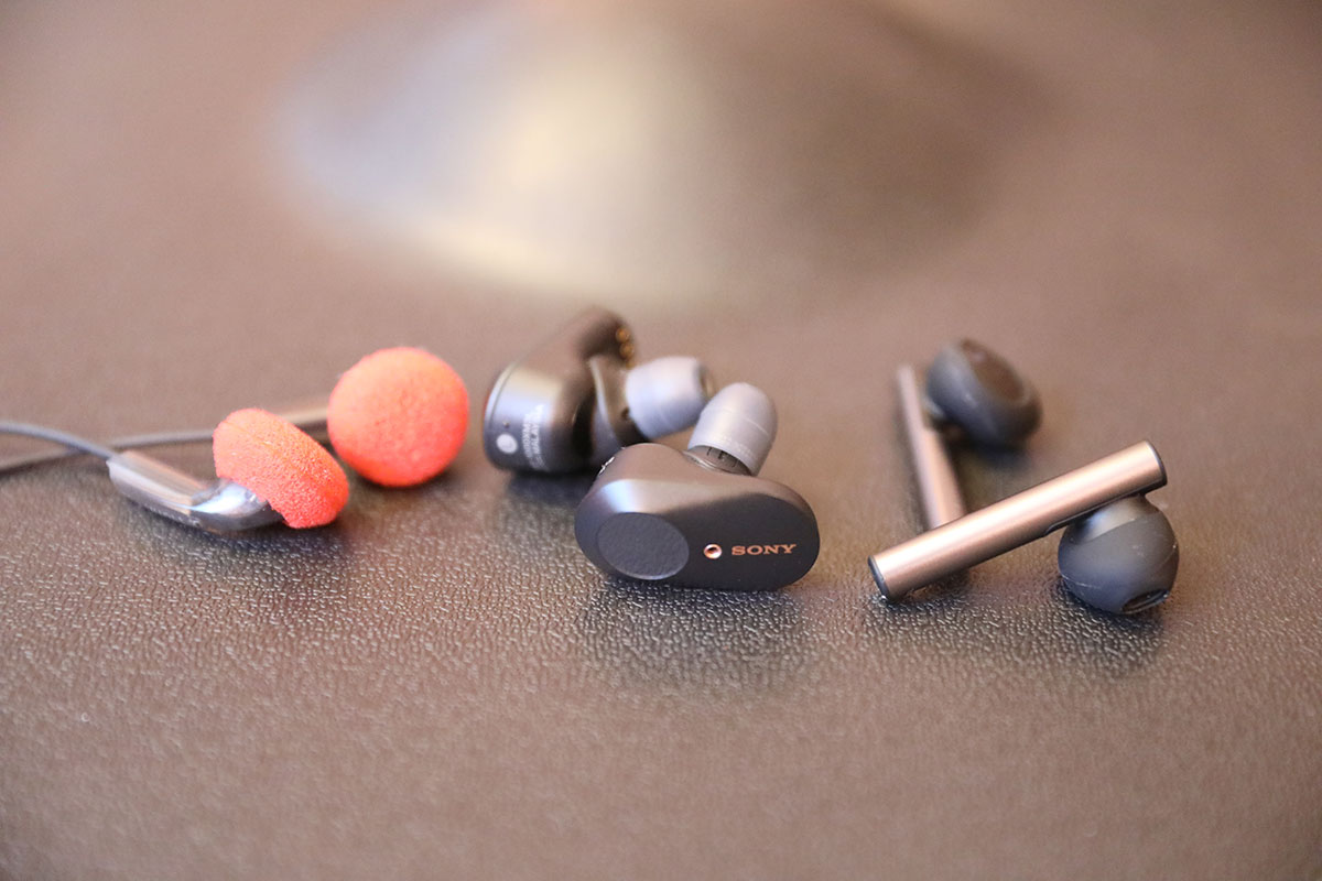Various earbuds from Sony, Oddict, Venture | The Master Switch