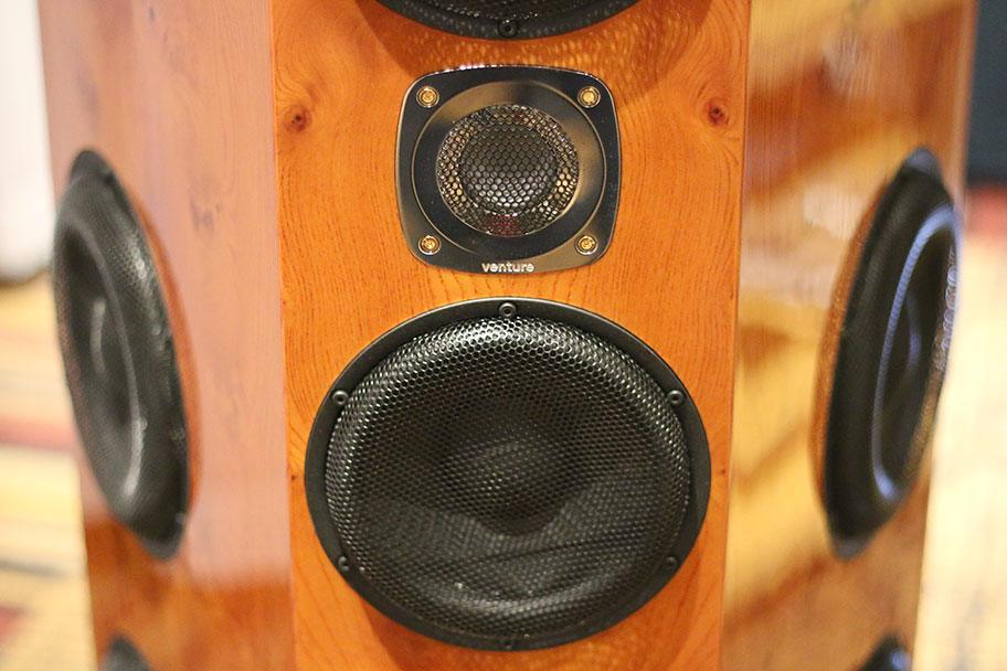 Floorstanding Speaker | The Master Switch