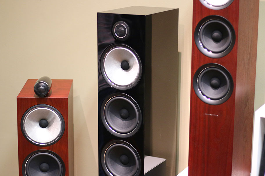 Burning in speakers like these is a pretty contentious topic... | The Master Switch