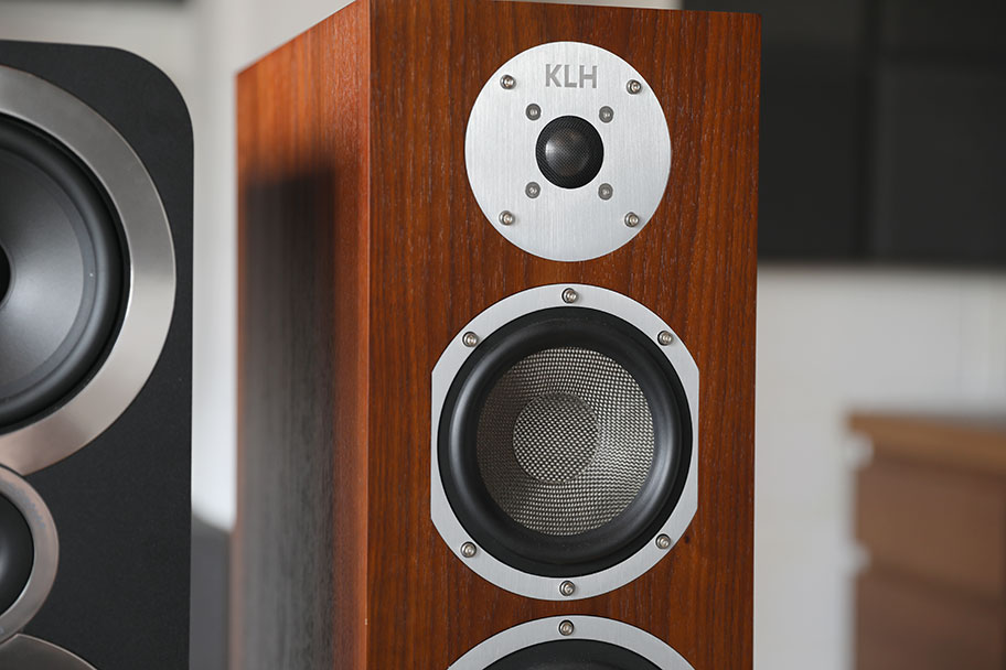 KLH Kendall Floorstanding Speaker | The Master Switch