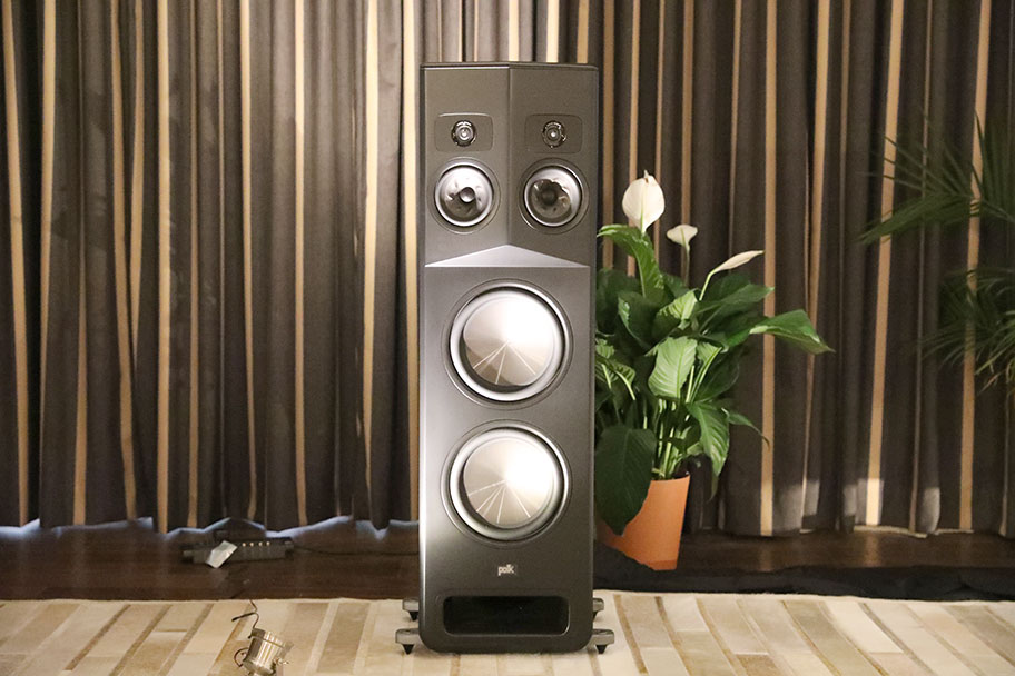 Polk Audio Legend L800 floorstanding speaker  | The Master Switch