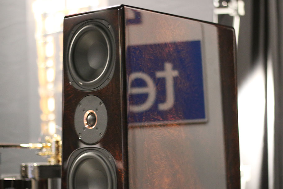 Three-Way Floorstanding Speaker | The Master Switch