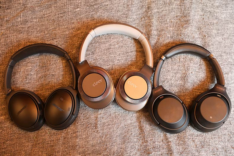 Headphones from Sony, Bose and Cleer | The Master Switch