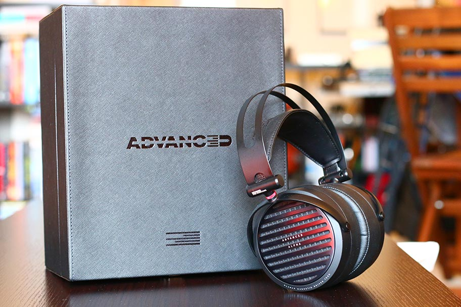ADVANCED SOUND ALPHA | The Master Switch