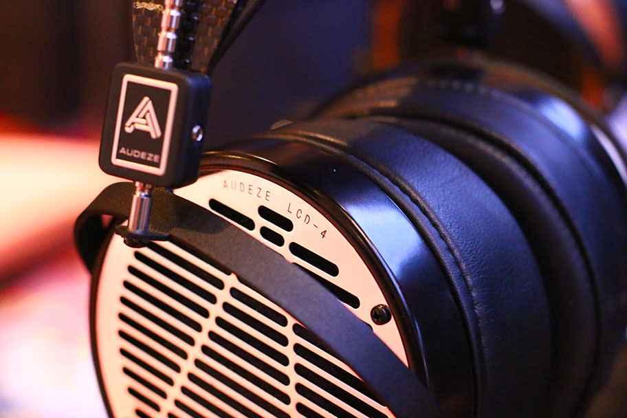AUDEZE LCD4-Z High End Headphones | The Master Switch