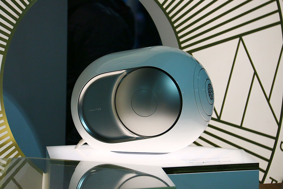 Devialet Gold Phantom Wireless Speaker | The Master Switch