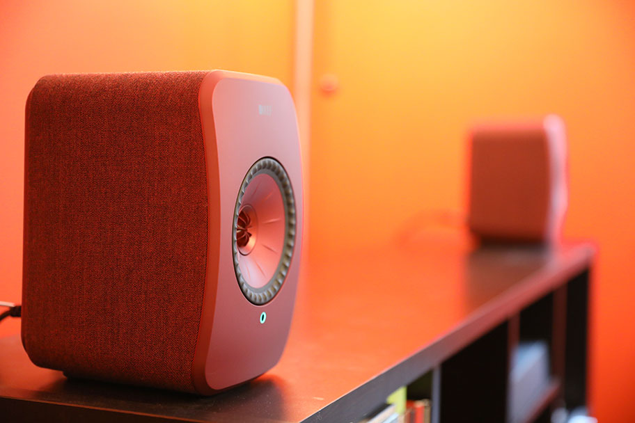 KEF LSX Wireless Speaker | The Master Switch