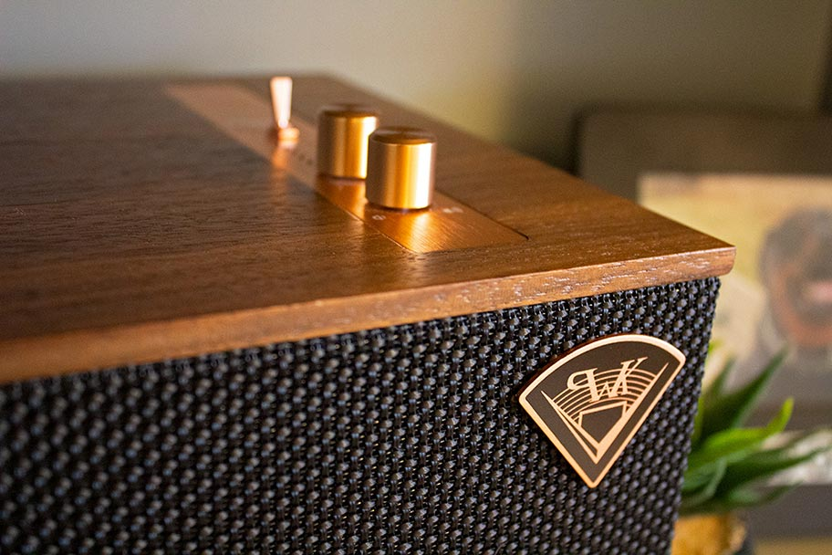 Klipsch The Three II Wireless Speaker | The Master Switch