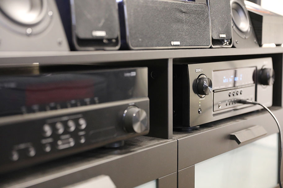 A/V Receivers for Home Theater | The Master Switch