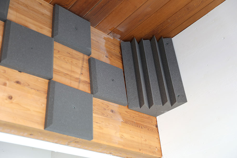 Acoustic Proofing | The Master Switch