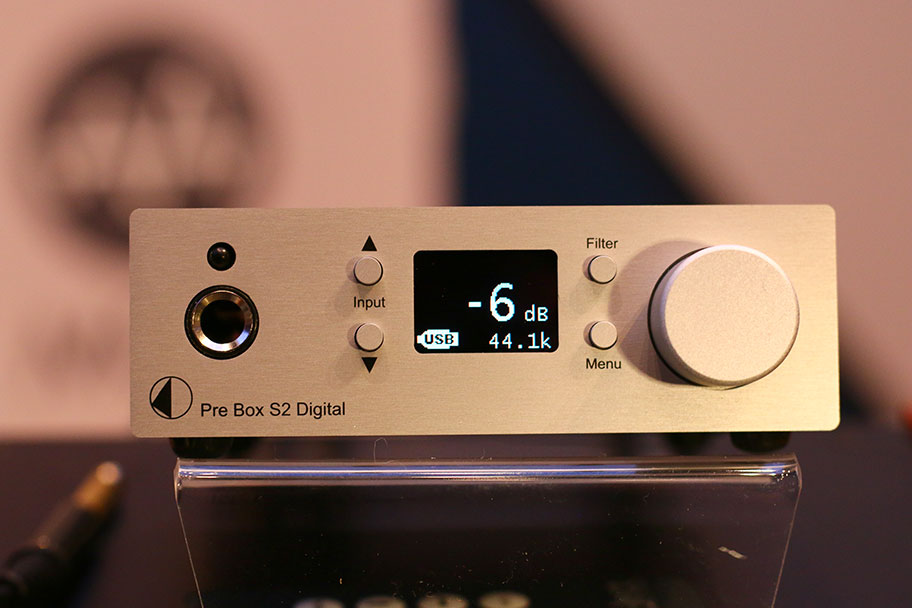 Pro-Ject Preamp | The Master Switch