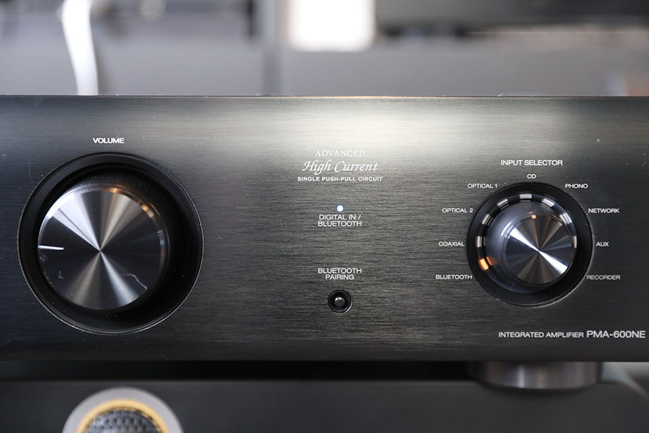 Denon PMA600NE | The Master Switch