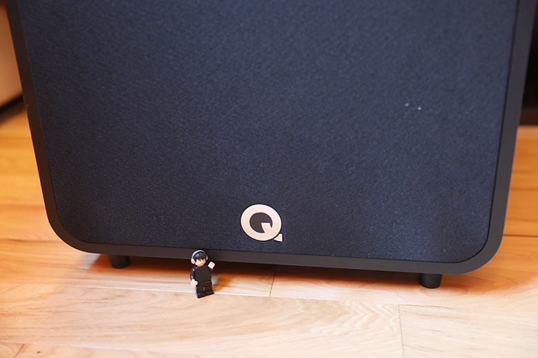 Q Acoustics Q B-12 subwoofer | The Master Switch