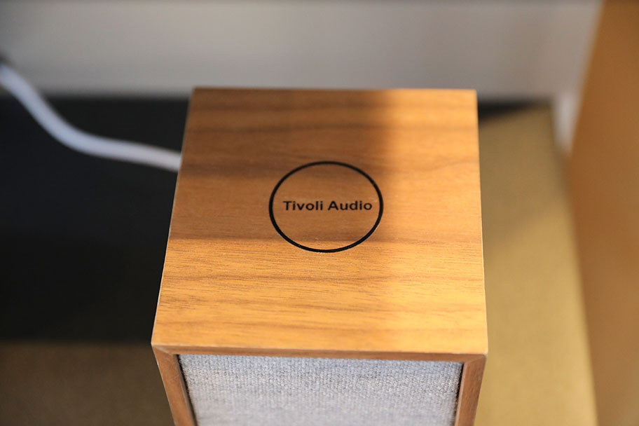 Tivoli Audio tabletop radio | The Master Switch