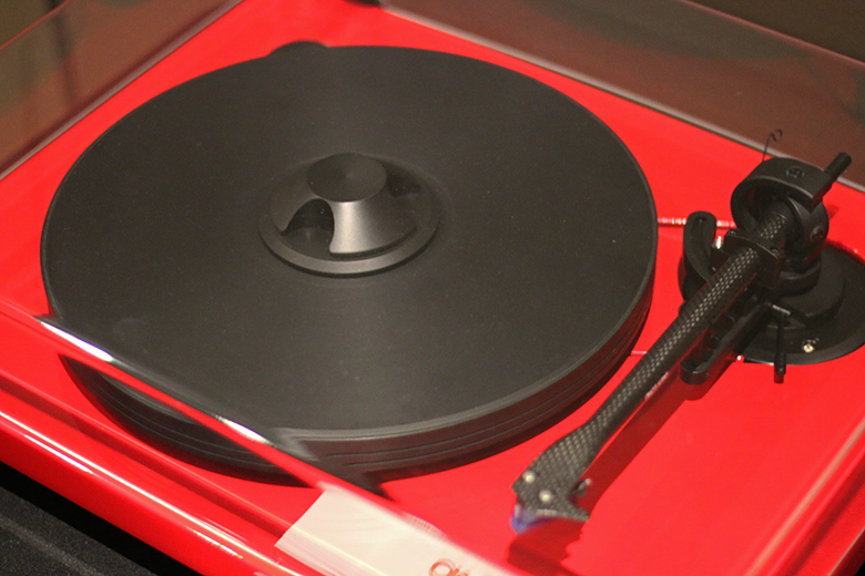 Turntable from TAVES | The Master Switch