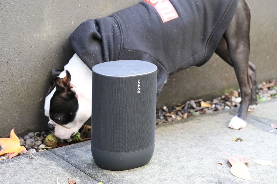 Sonos Move wireless speaker | The Master Switch