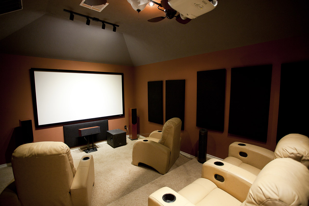71 Home Theater System