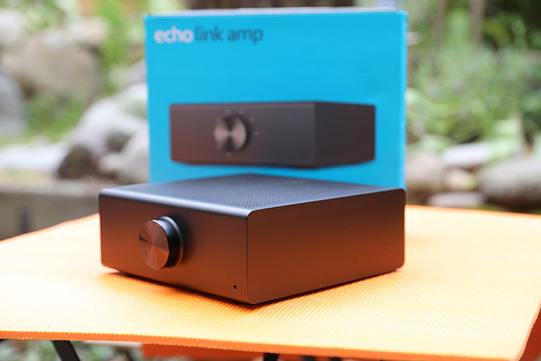 Amazon Echo Link Amp Review   The Master Switch