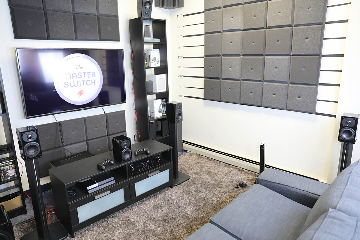 Best 71 Home Theater Systems Of 2019 The Master Switch Phone Lines Used For Setting Up Whole House Speaker System