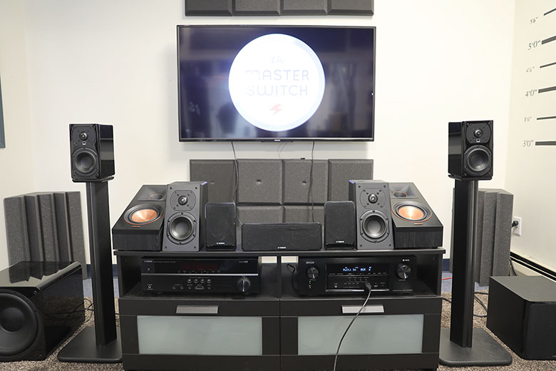best home theater systems of 2019 the master switch 7.1 home theater system setup home theater speakers