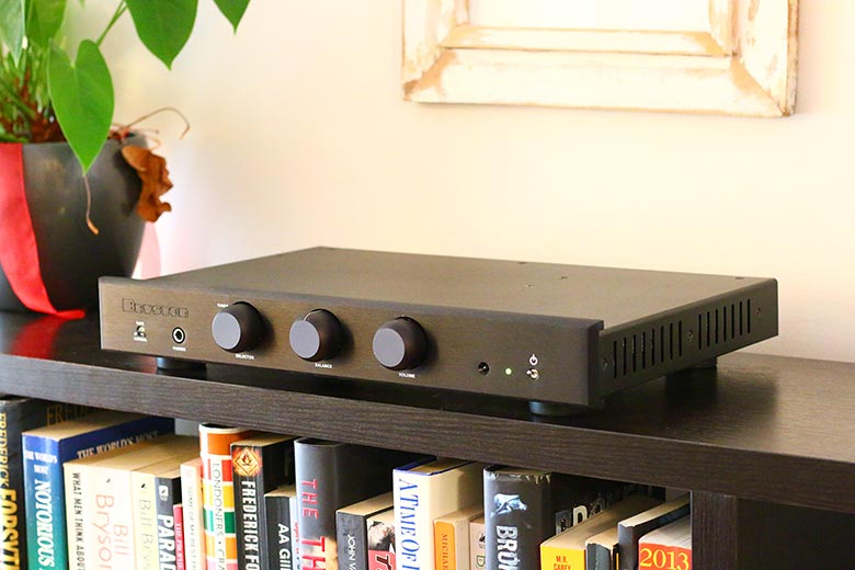 Review: Bryston B60R Stereo Amp