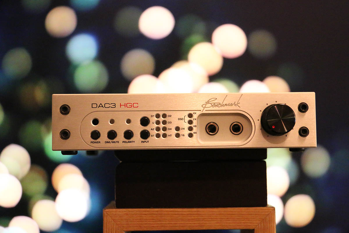 Review: Benchmark DAC3 HGC