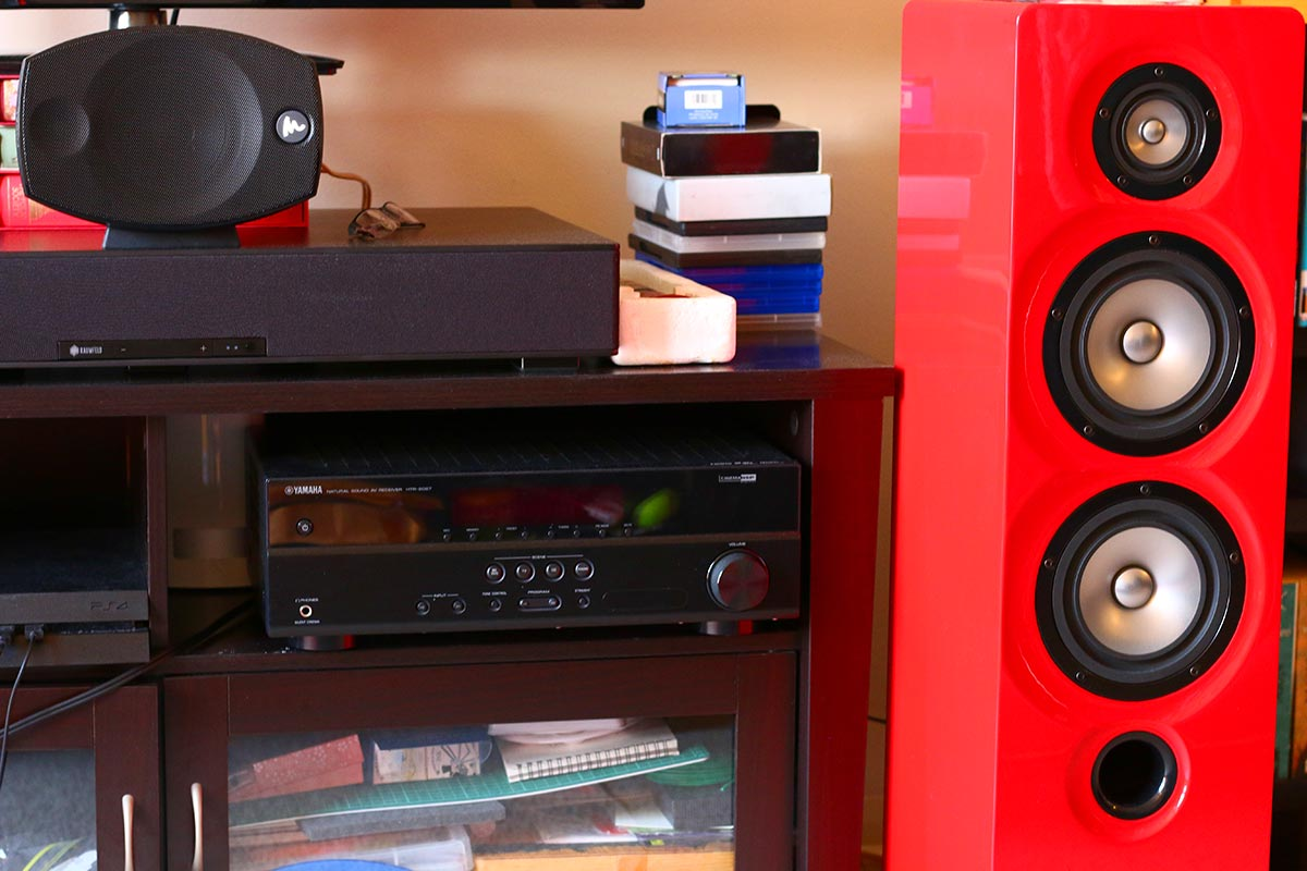 Best Floorstanding Speakers Of 2018 The Master Switch Subwoofers Will Consistent Power To Both Maximizing Your