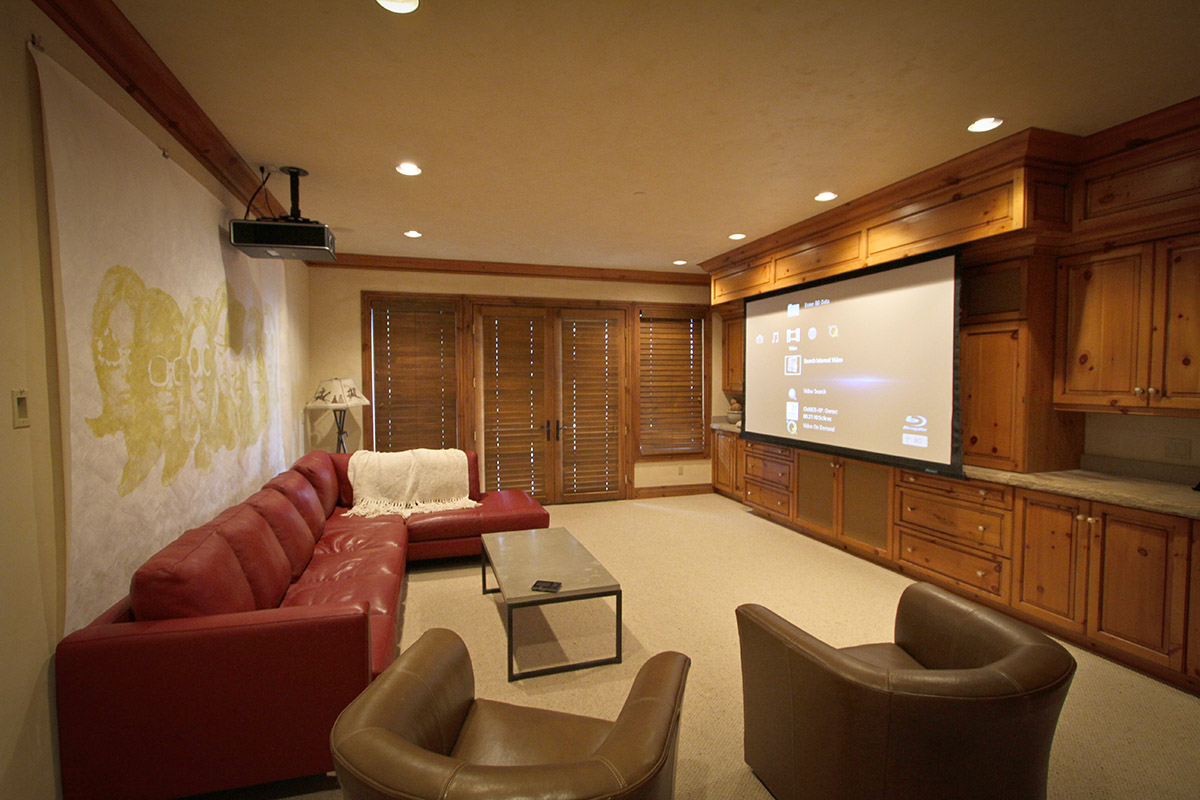 Home Projector Screen
