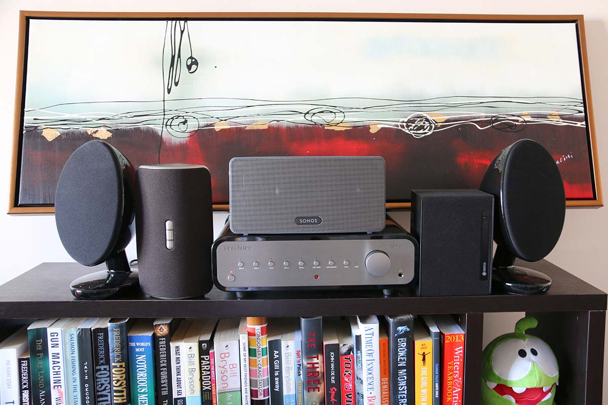 Wired Vs Wireless Speakers The Master Switch Whole Home Surround Sound Wiring