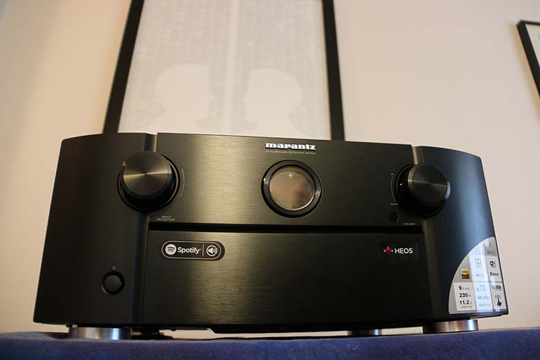 Review marantz sr7011 the master switch marantz sr7011 greentooth Choice Image