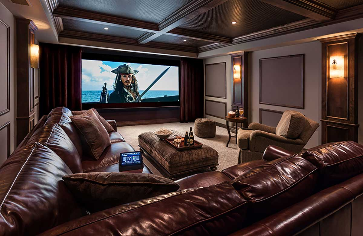 Best Home Projector Screens of 2018