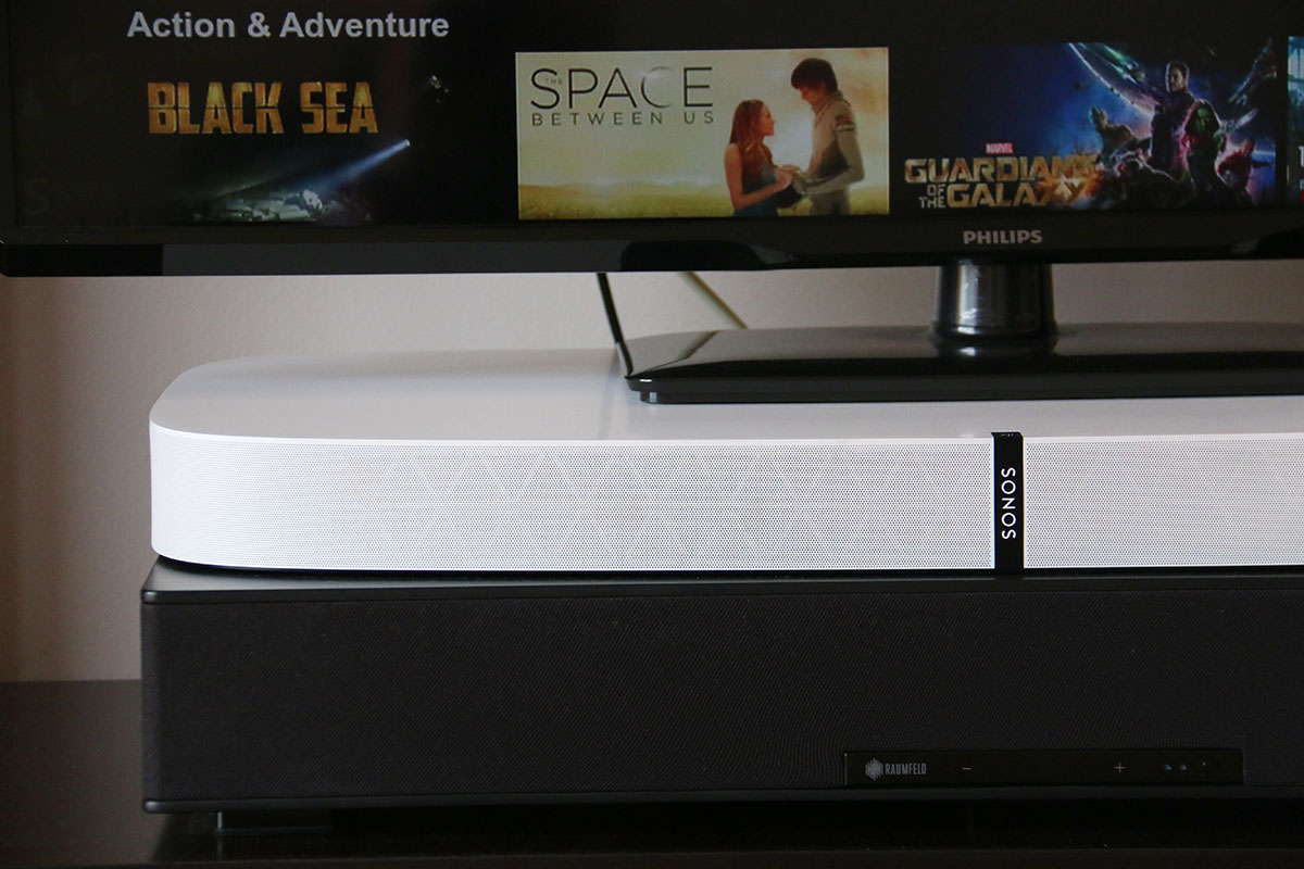 Review: SONOS PLAYBASE | The Master Switch