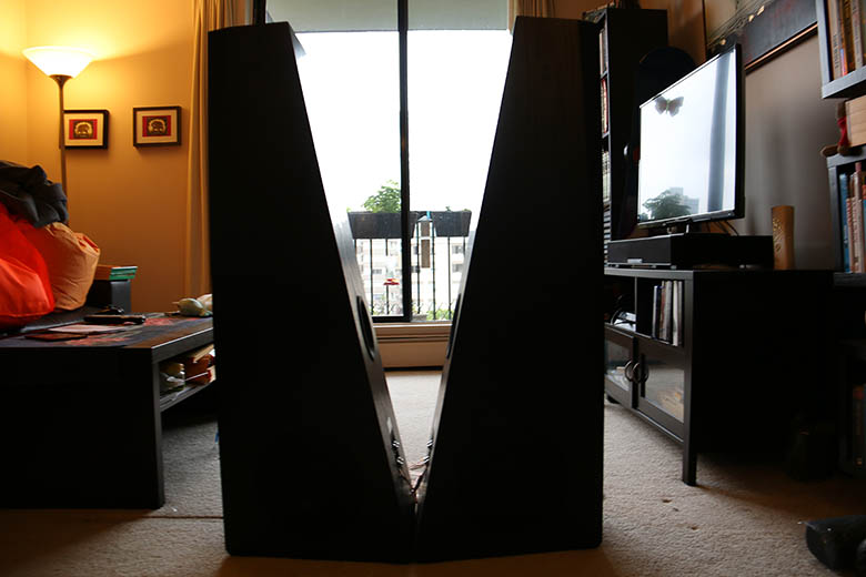 Review SVS Ultra Towers
