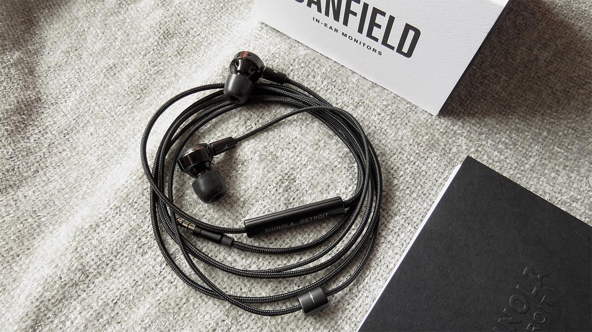 Review: Shinola Canfield In-Ears