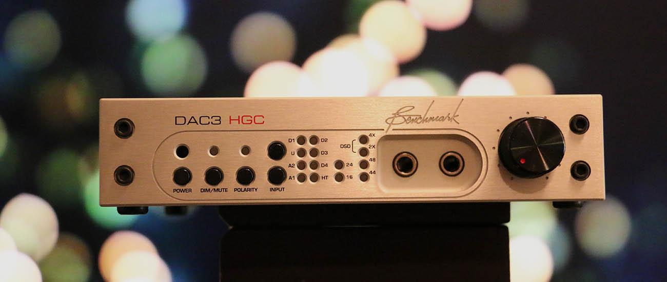Review: Benchmark DAC3 HGC