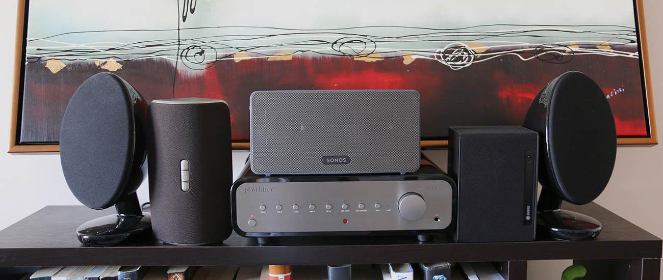 Wired Vs Wireless Speakers