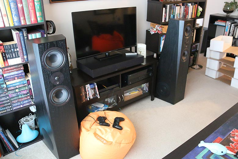 Speaker & Subwoofer Reviews