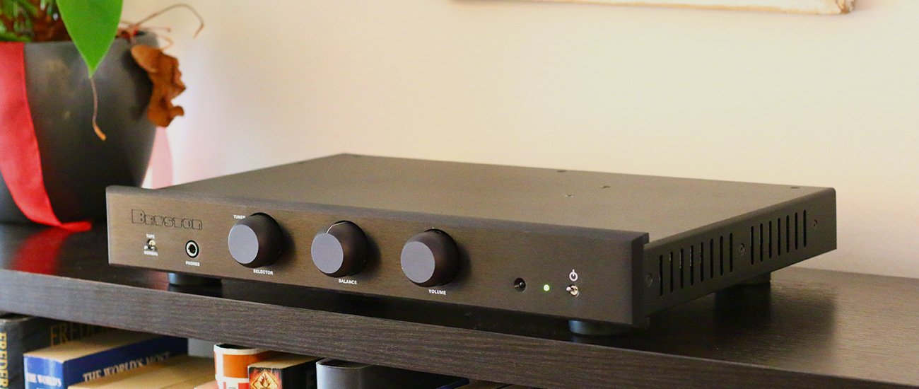 Review: Bryston B60R