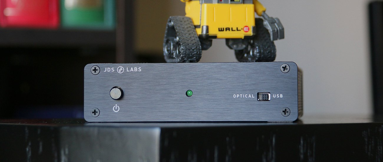 Review: JDS Labs OL DAC