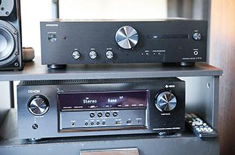 Amplifier vs. A/V Receiver: Which One to Buy
