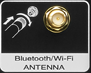 Bluetooth/WiFi Antenna