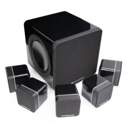 Cambridge Audio Minx S215 v3 - 5.1 System (Black)
