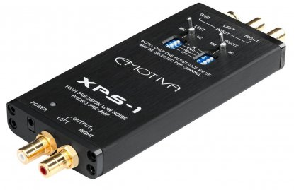 Emotiva Audio XPS-1