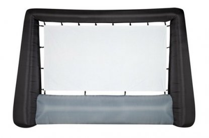 Giant Gemmy Airblown Inflatable Movie Screen