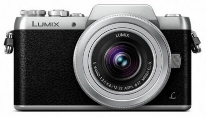 Panasonic LUMIX DMC-GF7 camera