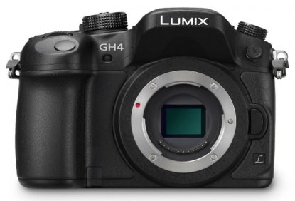 Panasonic LUMIX DMC-GH4 Camera