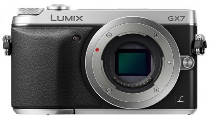 Panasonic LUMIX DMC-GX7 camera